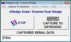 Weight Scale Software